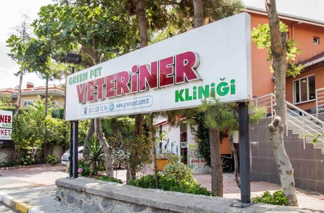 Greenpet Veteriner Polikliniği İstinye